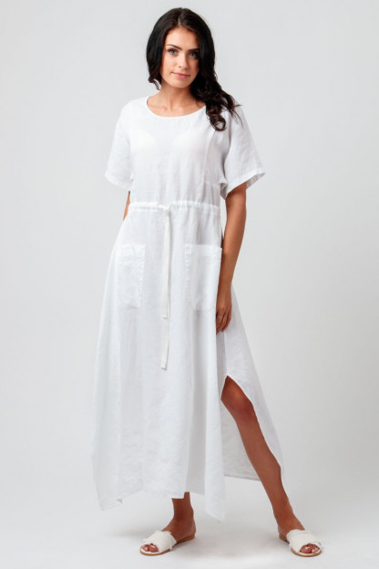 Linen dresses Omniteksas.lt