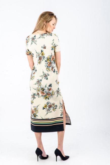 Marga moteriška suknelė