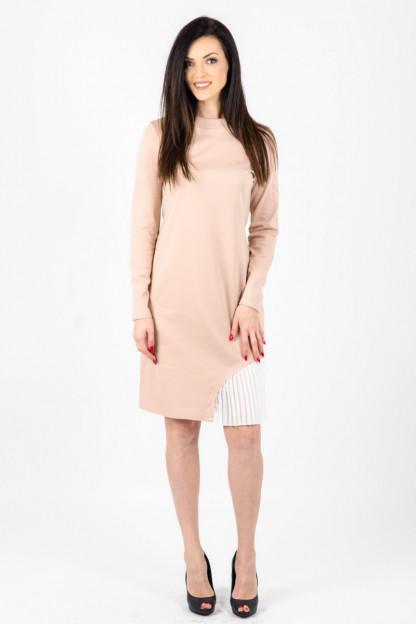 Suknelė su kišenėmis
