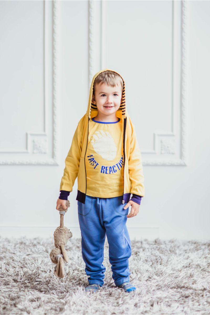 Berniukų džemperis