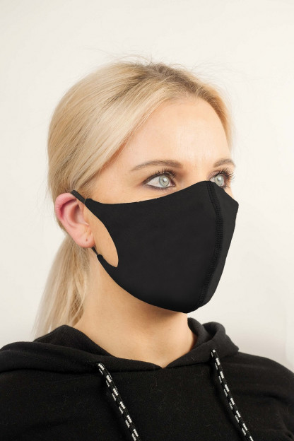 1 pcs (WITH A POCKET) Protective face mask