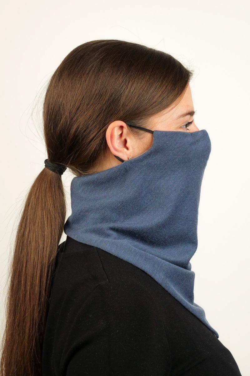 Face mask / neck sleeve