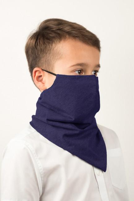 Children face mask / neck sleeve