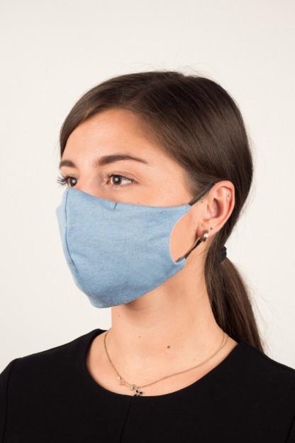 Three layer face mask KANABO