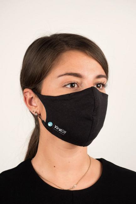 Veido kaukė su antimikrobine ViralOff® apdaila